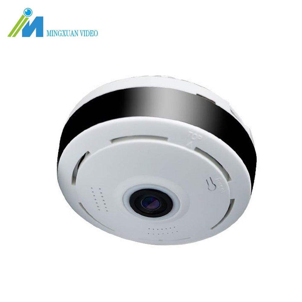 MX 1080P 360 Degree Panoramic Video Wifi IP Camera Wifi Night Vision Alarm IR Surveillance Security Wireless Camera Baby Monitor<br>