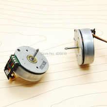 NEW 2pc 3 phase 4 wire Brushless motor Micro motor high current for wind turbine generator water generator