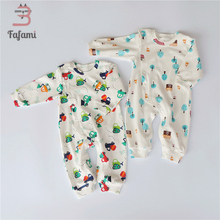 Baby clothes Newborn romper jumpsuit baby boy rompers baby girl summer clothes boy children jumpsuits Tiny cottons baby clothing