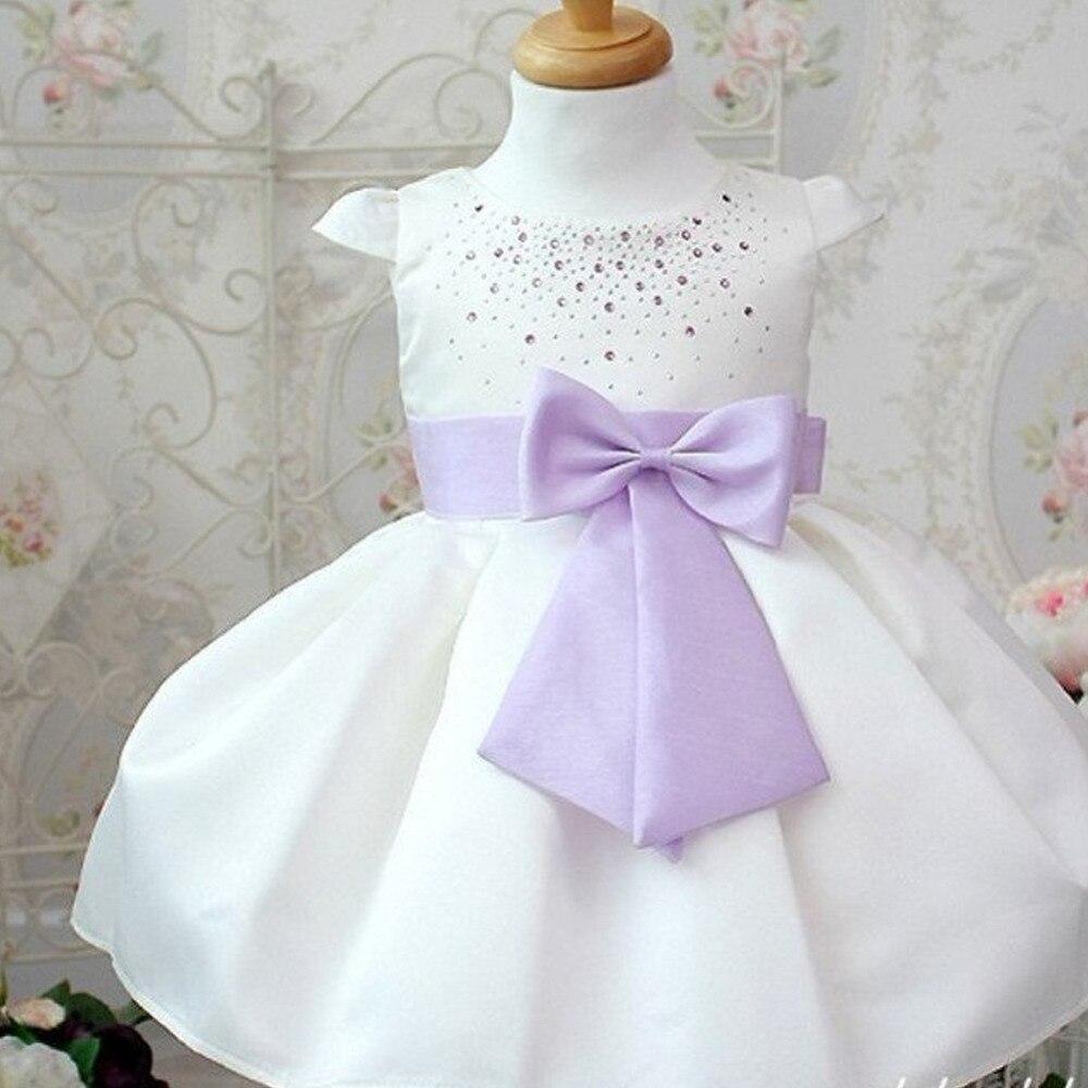 Чем украсить детское платье своими руками