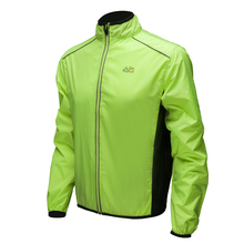 Tour de France Reflective Breathable Cycling Cycle Jacket Windproof Windcoat Quick Dry Long Sleeve Jersey Jacket