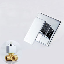 Superfaucet Brass Thermostatic Mixer Valve Solar Water Heater Valve Adjust The Mixing Water Temperature Thermostatic Mixer