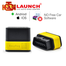 Launch X431EasyDiag 2.0 auto diagnostic tool for IOS&Android system OBDII OBD2 Code Reader easy diag better than Mdiag ELM327(China)