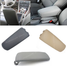 Car Center Console Armrest Cover Interior Accessories Lid Storage Suitable Fits 2002 - 2007 Audi A4 B6 B7 Armrests(China)