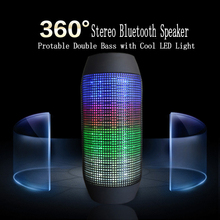 Led JB2 Pulse Amazing Bluetooth Speaker Better Than All Wireless Speakers Support TF FM Radio Out Loudspeaker for JBL Speakers