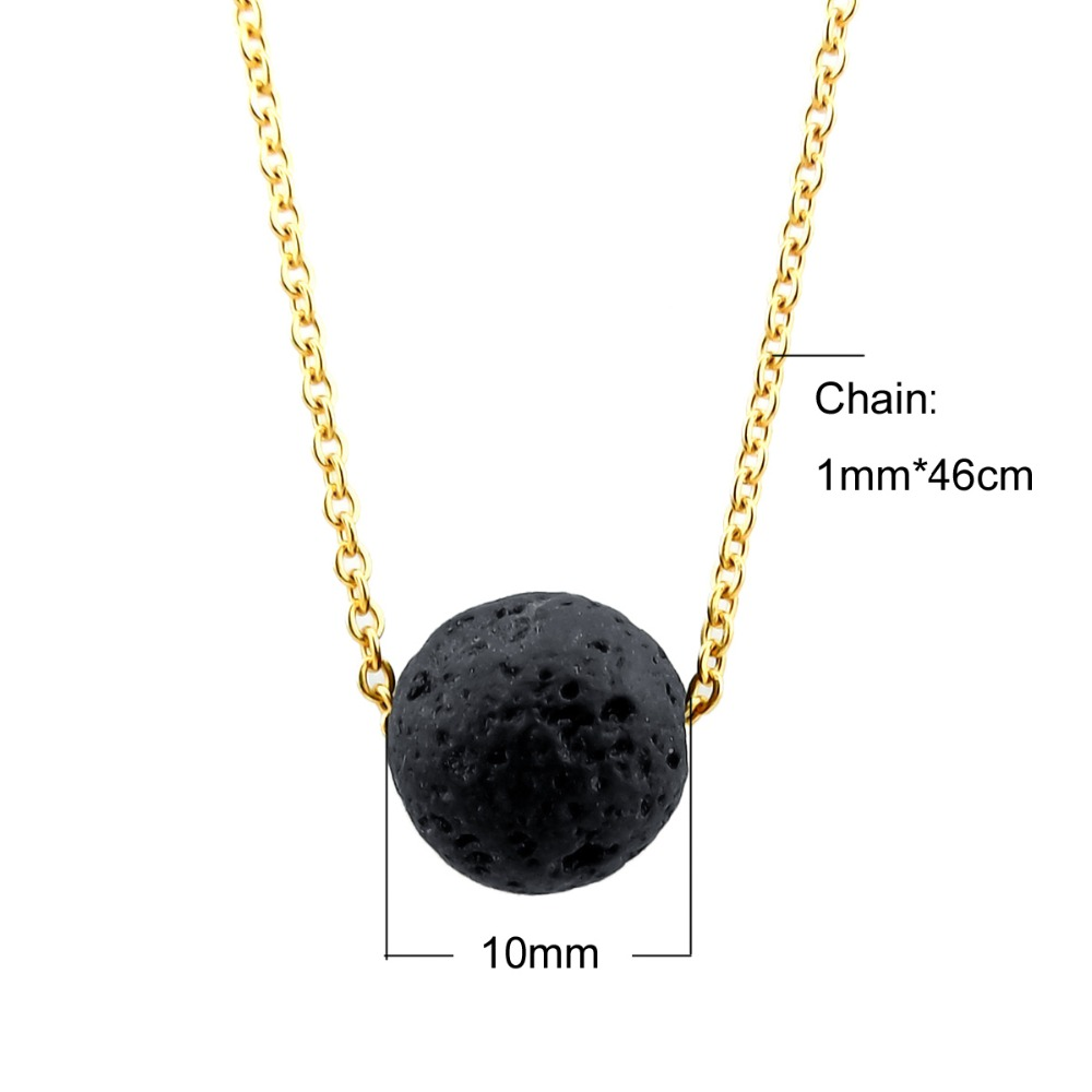 ZP-PS005-2 Lava Diffuser Necklace-1