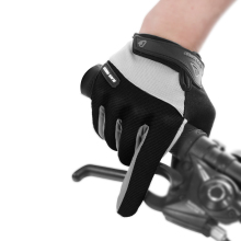 Outdoor Men's Full Finger Cycling Gloves Guantes Ciclismo Road Mountain Bike MTB Gloves Long Finger Bicycle Gloves M L XL