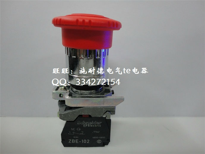 Push button switch XB4 Series XB4BS8444 XB4-BS8444<br>