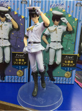 High Quality!!! Taito Free! Eternal Summer Nanase Haruka haruka/haru 18cm PVC Action Figure Model Toys Gifts