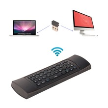 2.4G Mini Wireless Remote Control Keyboard Mouse For XBMC for Android TV Box YKS Drop Shipping