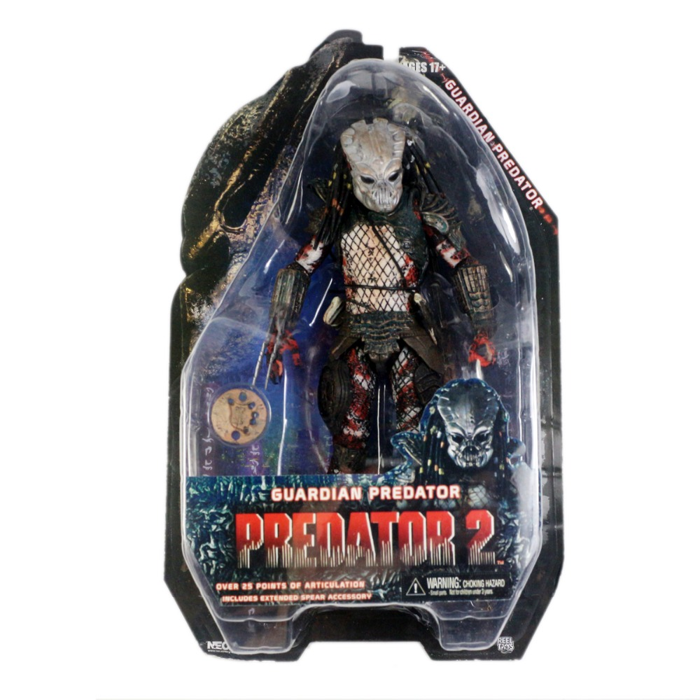 Guardian Predator 2 Gort 7 Action Figure New in Box Free Shipping<br>