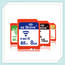 Best Price Original EZ Share micro tf card Adpater Wifi wireless 8G 16G 32G Memory Card TF Card micro tf card Reader