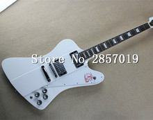 2016 new + factory + Chibson custom shop firebird electric guitar white firebird guitar free shipping