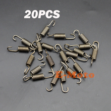 20 Pcs Heavy Duty Clutch Springs For 47 49cc Pocket Bike Mini Moto Quad ATV Parts
