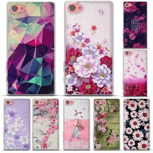 For Sony Xperia Z5 mini Phone Case 3D Relief Painting Soft TPU Silicon Back Cover Case for Sony Xperia Z5 Compact / Z5mini Cover