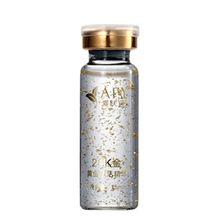 24K Gold Hyaluronic Acid gold revive essence anti-wrinkle Freckle removing Anti aging Remove Neck Wrinkle Health products(China)