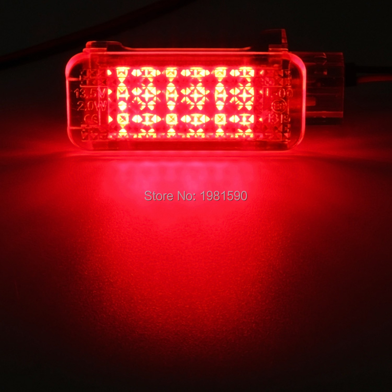 VW footwell courtesy step truck light LED red blue white (1)