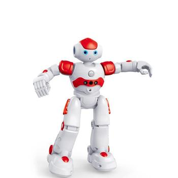 smart robot For children Flytec FQ4005 Obstacle Avoidance Sing&Dance Gesture Control Intelligent RC Robot D30