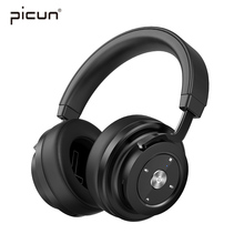 Buy Picun Bluetooth Headphone Wireless Earphones HiFi Stereo Deep Bass Headphone Microphone Wireless Music Headset iphone for $39.19 in AliExpress store