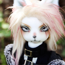 Oueneifs DEARMINE OSKAR Creature Claw 1/4 bjd sd resin figures body model reborn man dolls eyes High Quality toys cat make up