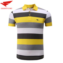 2017 New Golf Clothing Men's Golf Polo shirts Summer Breathable Elastic Golf Short Sleeved Uniforms green pink YELLOW Plus Size