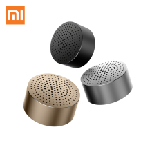 Xiaomi Portable Bluetooth 4.0 Speaker Mini Wireless Audio Speakers 2W 58g Light Music Player