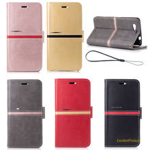 For Sony Z1 MINI Luxury Flip Leather Case For Sony Z1 MINI Wallet Book Cover Phone Cases