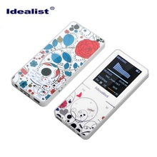 Idealist 8GB MP4 Player with Armband Earphone Loudspeaker Music Video Sport MP4 Player Free Download Reproductor Mini MP4 Player(China)