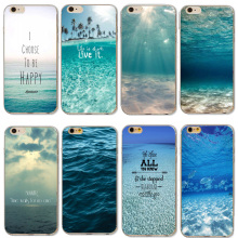Sea Scenery Case For iphone 5 5S 6 6S 7 Samsung Galaxy A3 A5 A7 J1 J3 J5 J7 J2 Prime Redmi 4 Pro Huawei P8 P9 Lite Meizu U10 U20