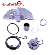 Kick Starter Start Shaft Idle Gear Spring for 49cc 50cc 80cc GY6 139QMB Scooter Moped ATV Dirt Bike