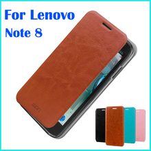 Leather Case For Lenovo Golden Warrior A936(Note8) Cell Phone Case Stand Cover For Lenovo A936 Note 8(China)