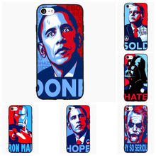 Obama Done Pop Art For Samsung Galaxy S Note 2 3 4 5 6 7 Edge Active Mini Cell Phone Cases Cover Shell Accessories Decor Gift(China)