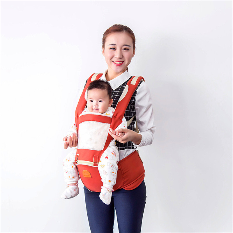2017 Multi-function holding his shoulders before and after four seasons breathable baby cotton waist stool<br><br>Aliexpress
