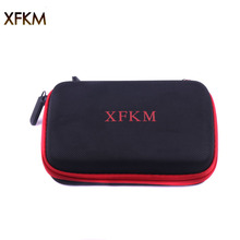 Buy XFKM X9 Portable Vape Pocket Vapor Case Eletronic Cigarettte Vape Tool Kit Hookah for $3.59 in AliExpress store