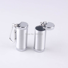 Hot Fashion Newest Design Stainless Steel Pocket Portable Ashtray Cigarette Tobacco Cenicero Gift For Friend(China)