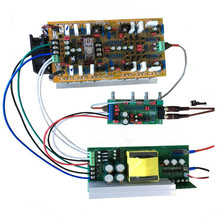 DIY constant current dual differential hifi 600W high power amplifier board(China)