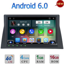 "10.1"" 4G WIFI Android 6.0 Quad-Core DAB RDS FM USB BT Car DVD Player Radio For Honda Accord 8 North American Version 2007-2013"