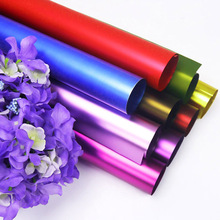 Buy ZLJQ 20P Platinum Paper Plastic Paper Flower Packaging Materials Bouquet Flower Shop Supplies Batch Wedding Birthday Supplies75D for $10.86 in AliExpress store