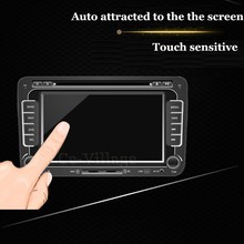 Unidopro 152*85/175*99/176*99 LCD Guard for Hyundai IX25 IX35 Car GPS PDA MP4 Video DVD Premium Tempered Glass Screen Protector(China)