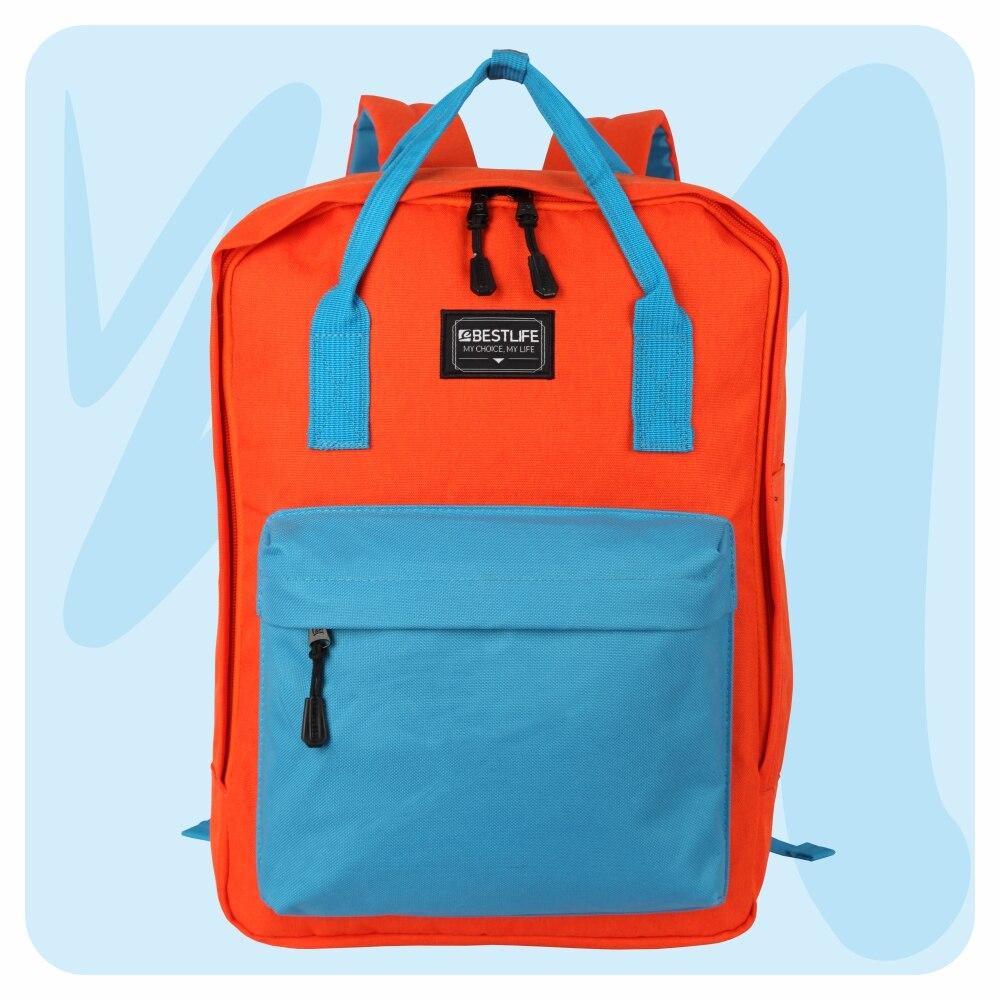 Luggage & Bags Bestlife Girls Kanken Backpack Teenage Bag Pack Junior Student Schoolbag Waterproof 14.1 Laptop Daypack Mochila High Quality