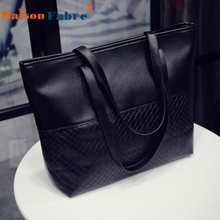 New Fashion Women Messenger Bags Famous Leather Handbags Large Capacity Women Bags Shoulder Tote Bags Big