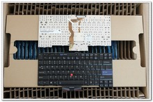 For Lenovo  ThinkPad  laptop keyboard T400S T410S T410 T410I T510 W510 T420 T420S W520 W510 X220T X220s X220i