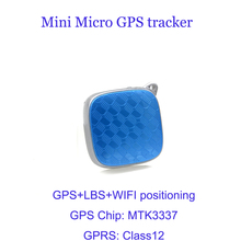 Mini Micro GPS Trackers Locator For Kids Children Pets Cats Dogs Vehicle wifi positioning GSM GPRS Tracker