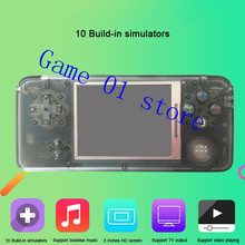 NEW CoolBaby RS-97 Retro Handheld Game Player Bulit-in 1151 Retro Games 64 Bit 3.0 Inch Game Console Support For Nintendo Series(China)