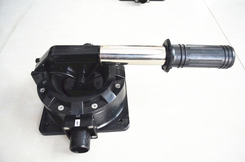Lifeboat Hand Pressure Pump Light Boat Hand Shake Pump Hand Pressure Row Water Pump Aquatic Special-purpose Hand Pressure Pump<br><br>Aliexpress