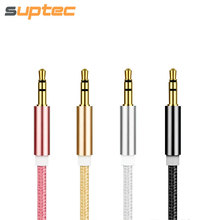 3.5mm Jack Aux Cable Male to Male Audio Cable Adapter 3.5 mm Auxiliary Cord for iPhone iPad Xiaomi MP3 MP4 Headphone Car Speaker
