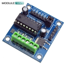 Mini Motor Drive Shield Expansion Board L293D Module For Arduino UNO MEGA 2560 4-Channel High Voltage Current Module