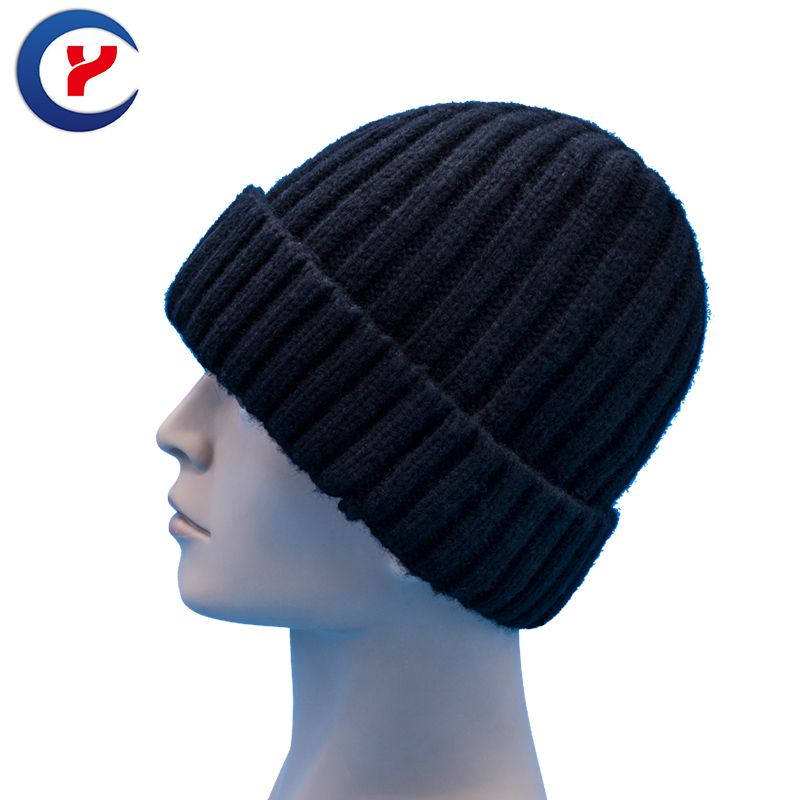 Classical Winter Wool Knitted Hat Casual hat For women Keep warm With polar fleece lining Thick stitch Outdoor Beanies Cap #x9Одежда и ак�е��уары<br><br><br>Aliexpress