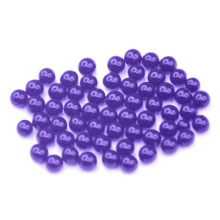 New 10 Packs Crystal Soil Gel Ball Bio Beads Wedding Vase - Purple
