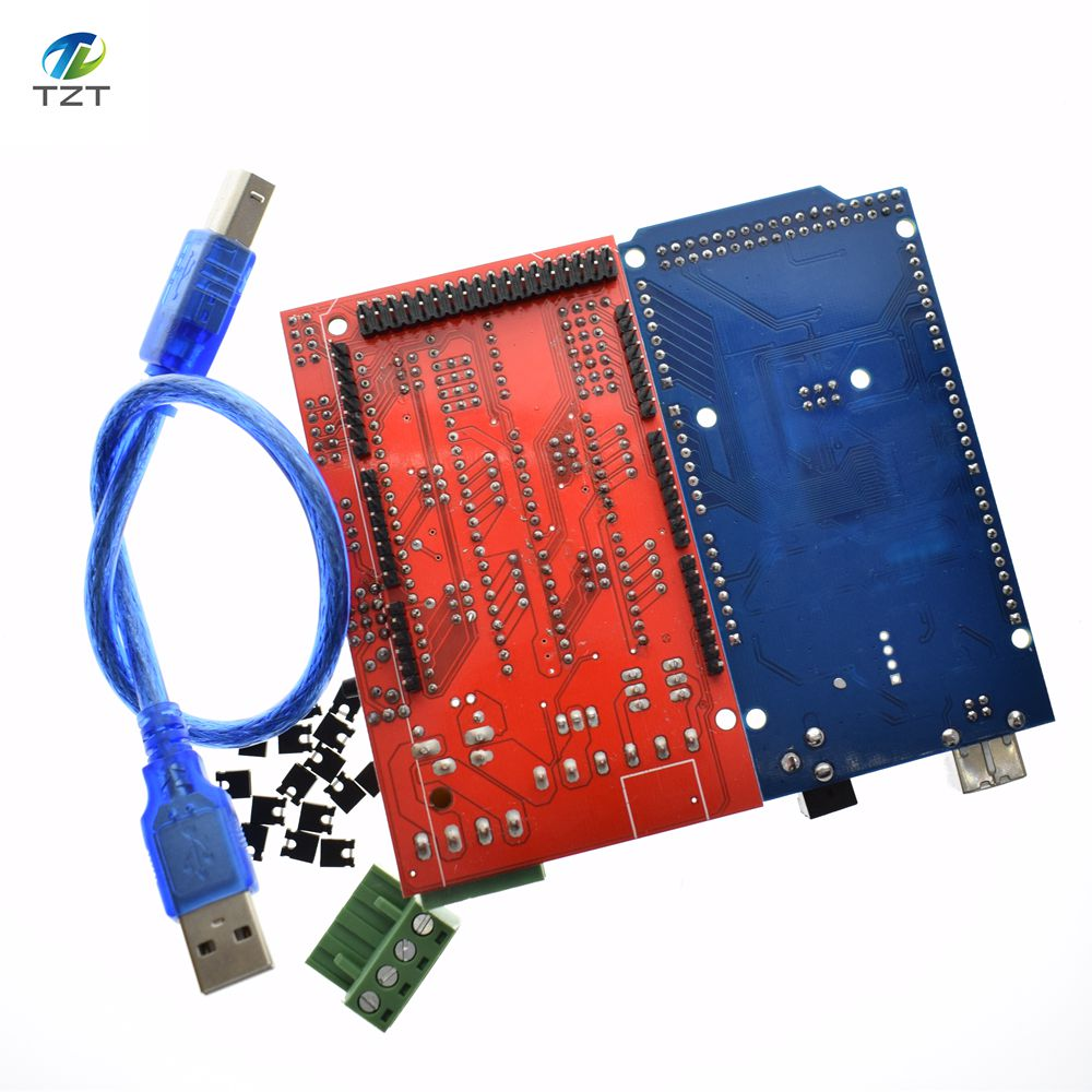 Mega 2560 R3 Mega2560 Rev3 1pcs Ramps 14 Controller For
